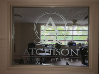 New indoor decal - AEC